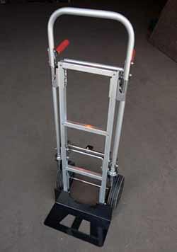aluminum convertible Compact cart